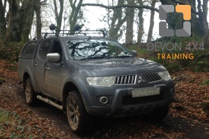 Off-Road Driver Training Lantra-Awards 4x4