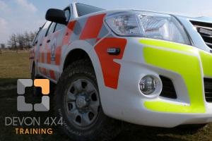 Emergency Response 4x4 Driver Training Courses